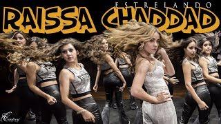 A linda e talentosa atriz Raissa Chaddad teve uma festa de 15 anos simplesmente encantadora, o ponto mais marcante da festa, foi a dança coreografada com suas amigas !#EstrelandoRaissaChaddad15