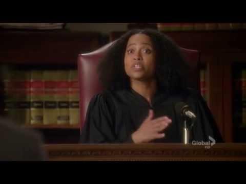 Lisa Nicole Carson 2012 Judge Renee Radick on Harry´s Law