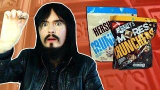 Irish People Try Hershey's American Chocolate
