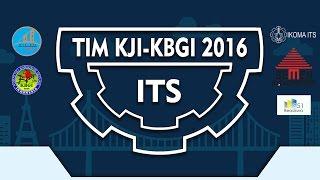 Berikut adalah dokumentasi persiapan tim KJI KBGI ITS 2016 yang akan dilaksanakan di Palembang