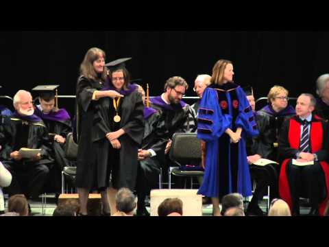 University of Iowa College of Law Commencement - May 15, 2015