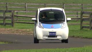 Road Test: 2011 Mitsubishi I-MiEV