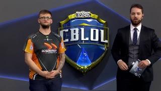 CBLoL 2018 - Primeira Etapa - Semana 2, Dia 2