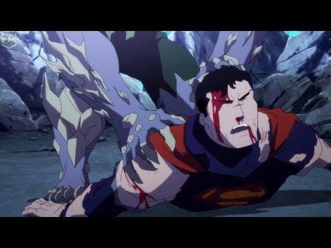 Superman vs Doomsday [Part 3] | The Death of Superman