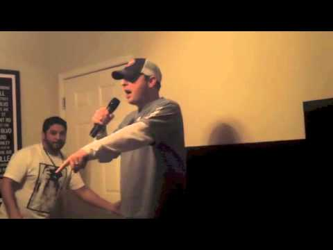 Bad Comedy Guy ruins a Superbowl Party *WARNING:  This video contains PROFANITY!
