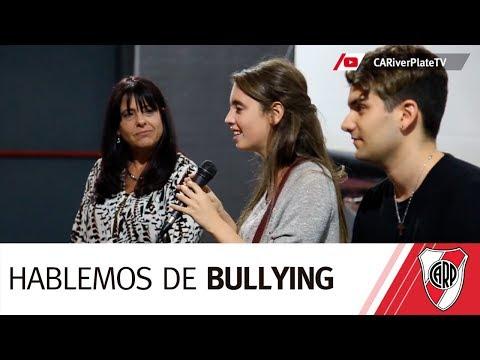 Charla sobre bullying en el Instituto