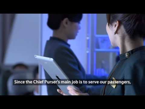 Eva Airways: iPad Technology in Action