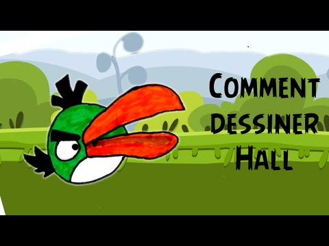 Comment dessiner Hall | Malice