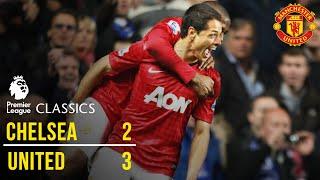 Video Chelsea 2-3 Manchester United (12/13) | Premier League Classics | Manchester United MP3, 3GP, MP4, WEBM, AVI, FLV Agustus 2019