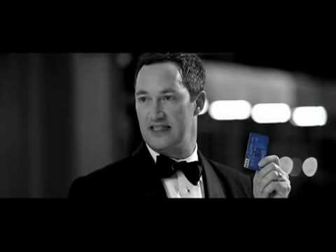 Chase Bank Commercial for Chase Fraud Alerts (2009) (Television Commercial)