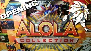 Opening a Pokemon TCG Solgaleo/ Sun Version Alola Collection Box - SUN AND MOON CARDS, HERE WE COME! by Flammable Lizard