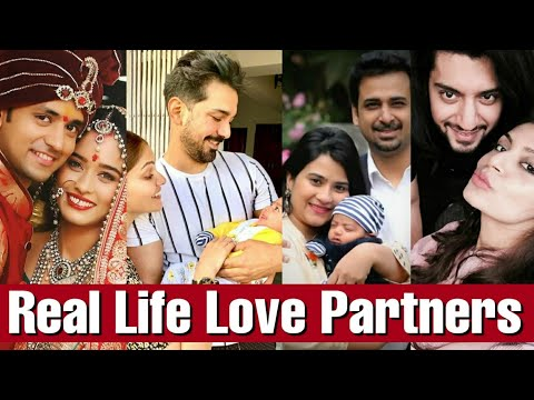 Real Life Love Partners of Silsila Badalte Rishton Ka