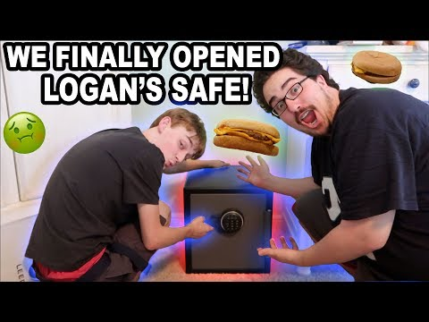THEY ATE A 1 YEAR OLD BURGER!!.. (DlSGUSTING)