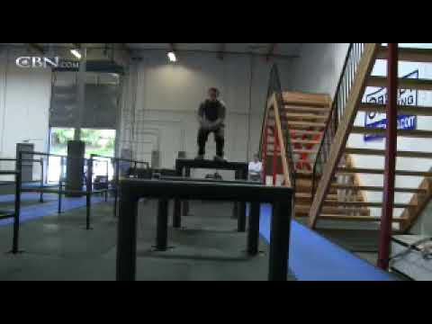 Adam Dunlap: Overcoming Obstacles – CBN.com