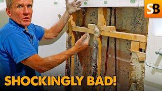 Video Leaking Shower Horror Show - Cowboy Plumbing MP3, 3GP, MP4, WEBM, AVI, FLV Agustus 2019