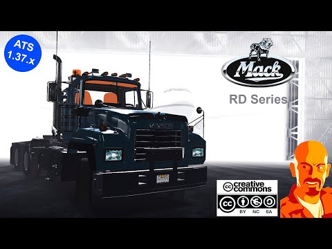MACK RD REWORKED ATS 1.37.x
