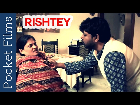 Video Touching Short Film - Rishtey (Relations) | Pocket Films download in MP3, 3GP, MP4, WEBM, AVI, FLV January 2017
