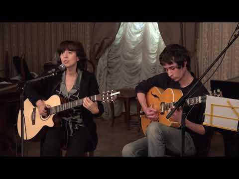 Людмила Салмакова и Дмитрий Лысов. Осень