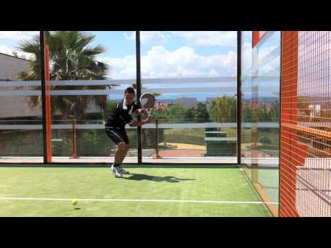 Video of iPadel