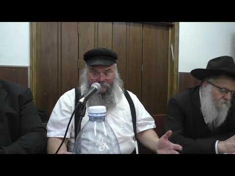 התוועדות חסידית עם הרב נועם הרפז