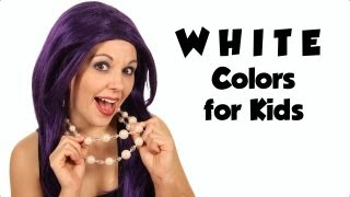 Learn Colors with Tayla, Color White