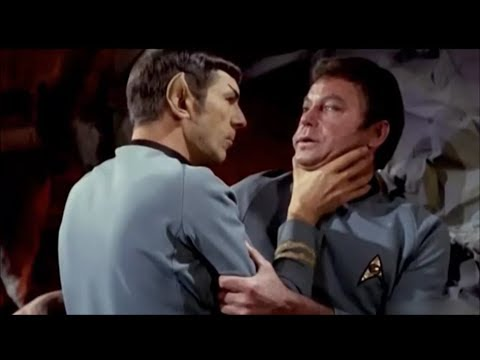 """Spock's Most Emotional Moments In """"Star Trek: The Original Series"""""""
