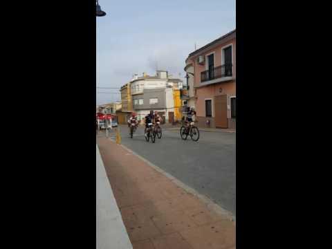 VALENCIA BIKE RACE 2016 paso por Barxeta