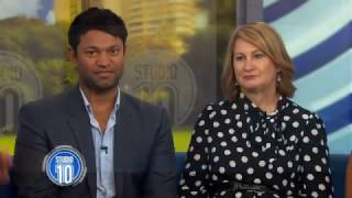 The Family Behind  Lion   Saroo Brierley S Incredible Story   Studio 10