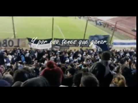 HINCHADA DE GIMNASIA- BASURERO SOS MI ENFERMEDAD (cancha de lanus) - La Banda de Fierro 22 - Gimnasia y Esgrima