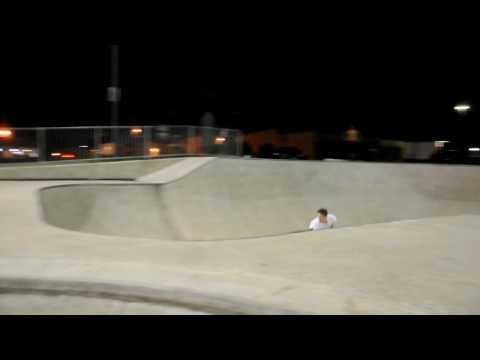 Skateboarding Lawrenceburg Skatepark | HD Video