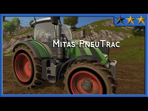 Fendt 700 with Mitas Pneumatic Beta v1.0