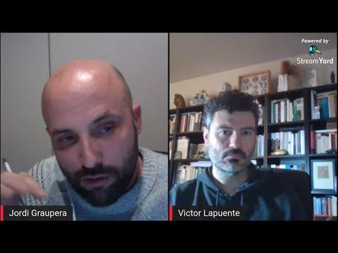 Conversación sobre 'La soberbia', con Jordi Graupera y Víctor Lapuente