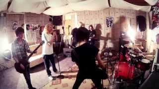 Video Slice of Bread - Hlavou proti stene (Live Session 2015) HD