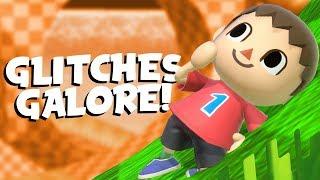 EVEN MORE Super Smash Bros. Ultimate Glitches!