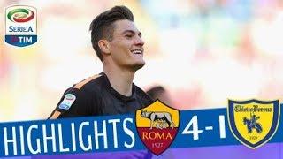 Video Roma - Chievo 4-1 - Highlights - Giornata 35 - Serie A TIM 2017/18 MP3, 3GP, MP4, WEBM, AVI, FLV Februari 2019