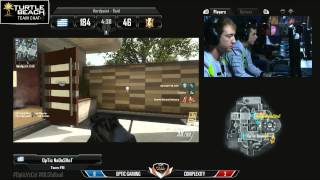 Fall Invitational Grand Finals -- Optic Vs. Complexity -- Game 4