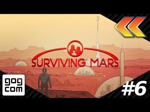 8Bit streams Surviving Mars - #06 | BTTG