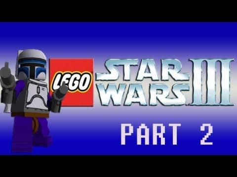 preview-Lego Star Wars III Co Op (Wii) Part 2 (Kwings)