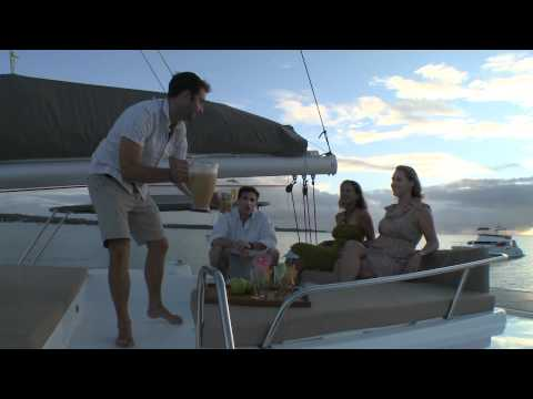 Fountaine Pajot Sanya 57video