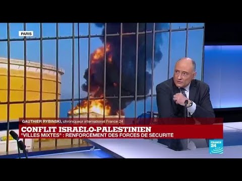 """Conflit israelo-palestinien : nouvelles émeutes dans les """"villes mixtes"""""""