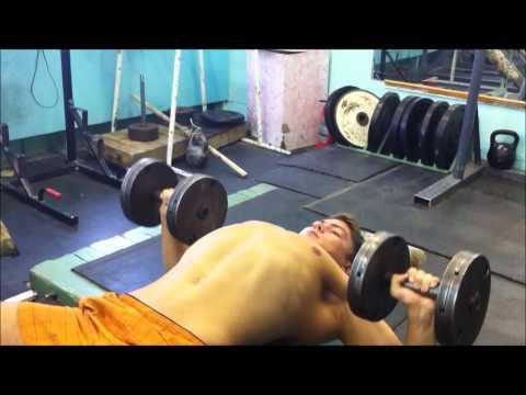 Почему не растут мышцы груди