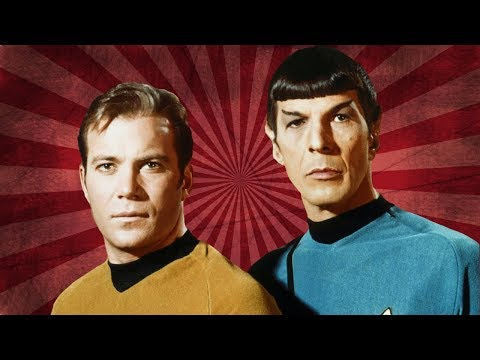 STAR TREK TOS 🌟 THEN AND NOW 2020