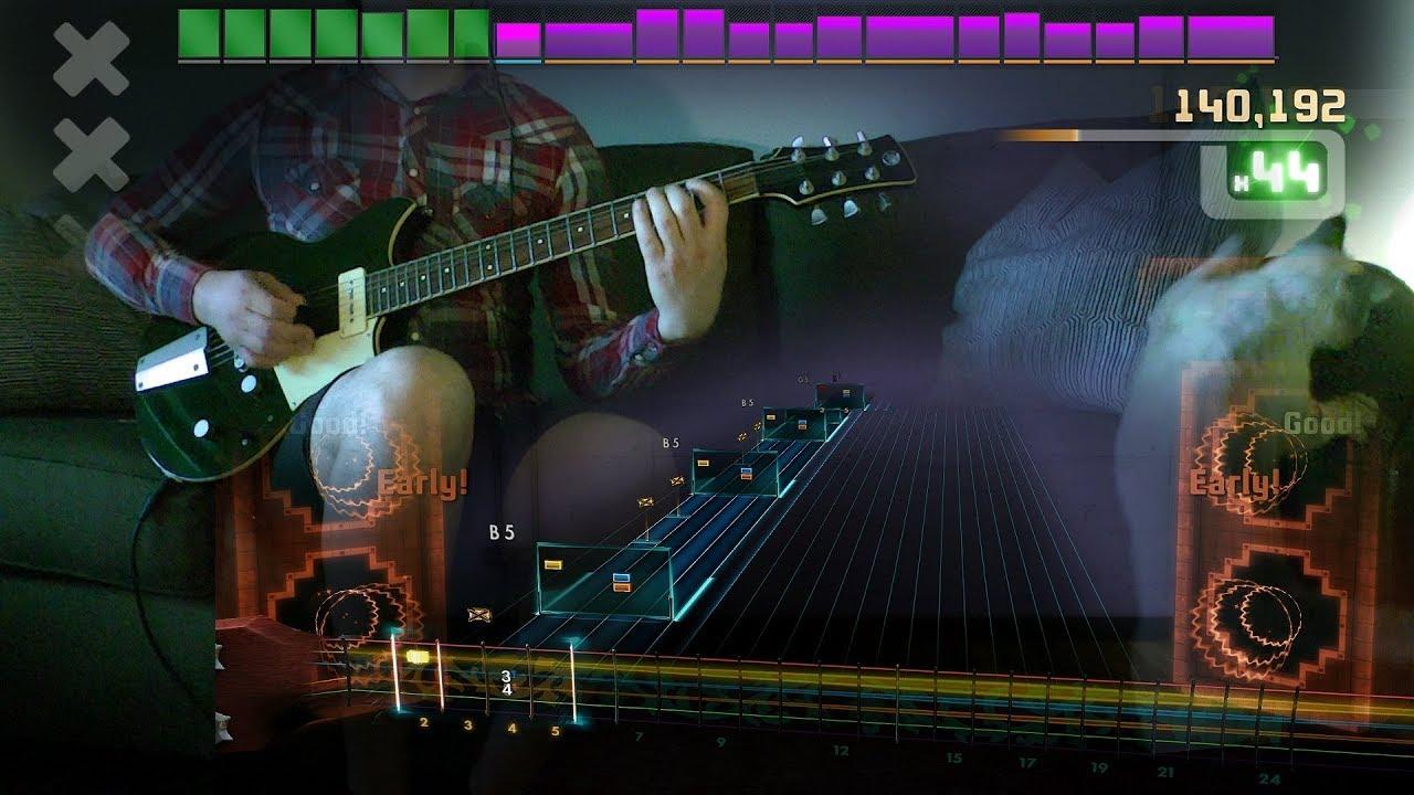 "Rocksmith Remastered – DLC – Guitar – 3 Doors Down ""Kryptonite"""
