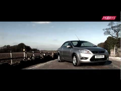 Ford Focus CC video review