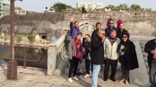 Shantou China  city photo : China Day 6 Shantou Sightseeing 汕头好景点 (18 Jan 2015)
