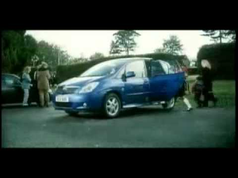 TOYOTA COROLLA School (Just shut up and drive) - Best Car Commercial