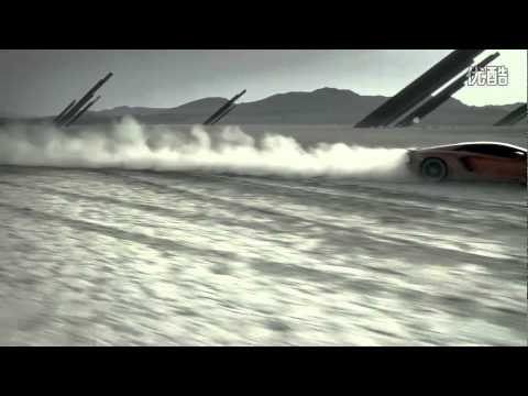 Lamborghini Aventador LP700 4   A Relentless Force Commercial | Video