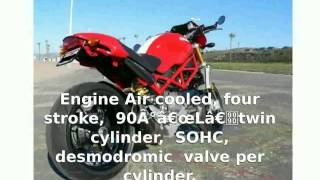 7. 2005 Ducati Monster S4R -  Dealers Transmission
