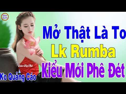 LK Bolero Rumba 2020 Mẫu Mới Phê Đét ♥ Rumba Nhạc Sống Gái Xinh Mở Nhẹ Nhàng Cho Cả Làng Nghe Vol.2