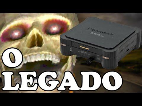 3DO - O Que Este Console Deixou para Nós?